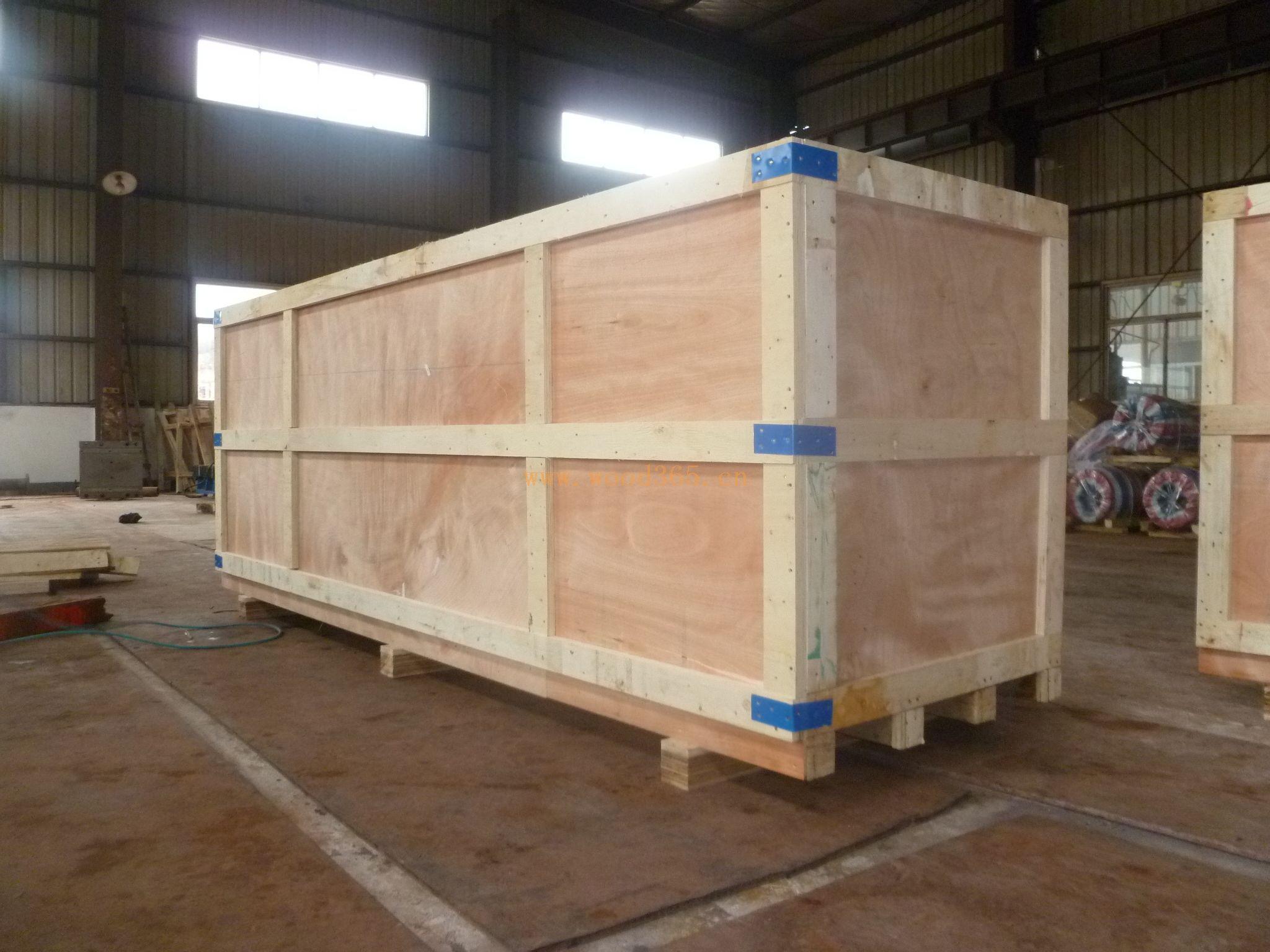 木质包装箱适用于物流